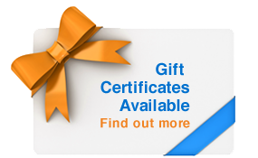 home clean home gift certificate